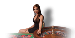 playing at a live online casino site
