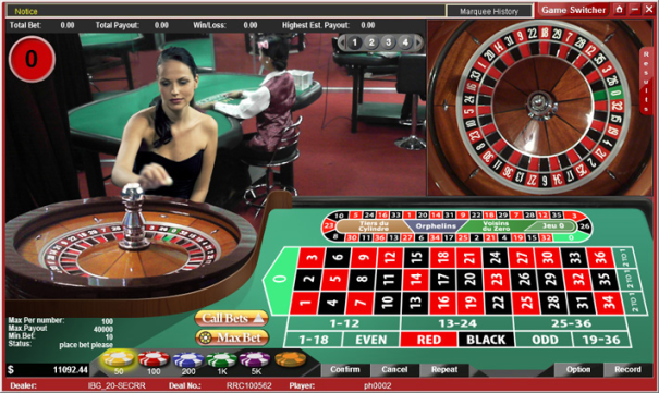 Roulette Sites UK Online